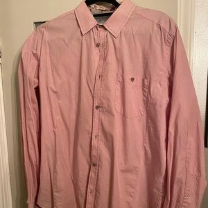 Ted Baker London Long Sleeve Button Down - Size 5